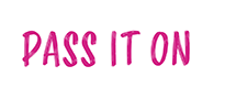 Pass It On logo