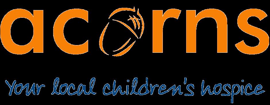 Acorn charity logo
