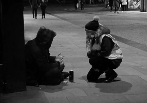 Pass It On supporting the homeless